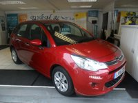USED 2015 15 CITROEN C3 1.2 VTR PLUS 5d 80 BHP