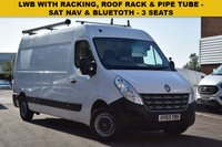USED 2013 RENAULT MASTER 2.3 LM35 DCI S/R 1d 125 BHP