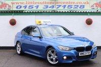 2013 BMW 3 SERIES 2.0 320I M SPORT 4d 181 BHP £11000.00