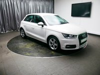 USED 2015 65 AUDI A1 1.6 SPORTBACK TDI SPORT 5d 114 BHP £0 DEPOSIT FINANCE AVAILABLE, AUDI DRIVE SELECT, AUDI MUSIC INTERFACE, BLUETOOTH AUDIO & TELEPHONE CONNECTIVITY, CLIMATE CONTROL, DAB RADIO, HEATED DOOR MIRRORS, START/STOP SYSTEM, STEERING WHEEL CONTROLS, TRIP COMPUTER, VOICE CONTROLS