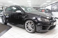 2015 VOLKSWAGEN GOLF 2.0 TSI R DSG 300 BHP EVERY CONCEIVABLE EXTRA £21950.00