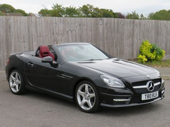 2014 MERCEDES-BENZ SLK 2.1 SLK250 CDI BLUEEFFICIENCY AMG SPORT 2d AUTO 204 BHP £14750.00
