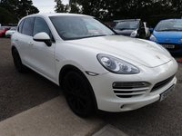 USED 2011 11 PORSCHE CAYENNE 3.0 D V6 TIPTRONIC S 5d AUTO 240 BHP High Quality Porsche With High Spec, Full Service History And Long MOT!
