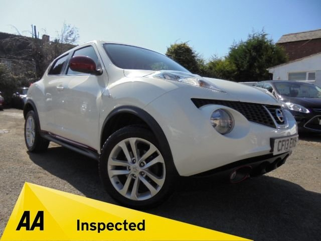 USED 2013 13 NISSAN JUKE 1.6 ACENTA PREMIUM 5 DOORS HATCHBACK MANUAL PETROL