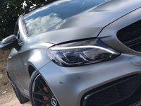 USED 2017 66 MERCEDES-BENZ C CLASS 4.0 AMG C 63 S PREMIUM 2d AUTO 503 BHP