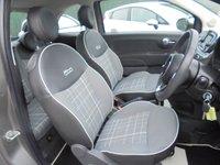USED 2015 65 FIAT 500 1.2 LOUNGE 3d 69 BHP