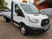 2016 FORD TRANSIT 350 L4 EF 4 METRE ONE STOP ALLOY DROPSIDE 125 PS *ONE OWNER* £SOLD