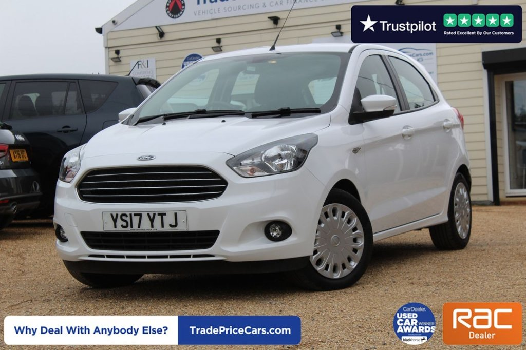 View our FORD KA+