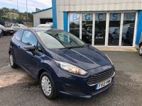 USED 2013 13 FORD FIESTA 1.6 ECONETIC TDCI 1d 94 BHP