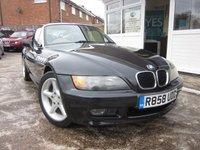 USED 1997 R BMW Z3 1.9 Z3 ROADSTER 2d 138 BHP