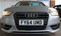 USED 2014 64 AUDI A3 1.6 TDI SE 5d 109 BHP *** £20 a year tax ***