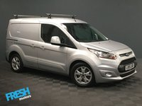 USED 2015 15 FORD TRANSIT CONNECT 1.6 200 LIMITED L1H1 (NO VAT) * 0% Deposit Finance Available