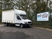 2016 MERCEDES-BENZ SPRINTER 2.1 314CDI 1d 140 BHP £15995.00