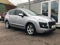 USED 2013 13 PEUGEOT 3008 1.6 HDI ACTIVE 5d 115 BHP FINANCE DECISIONS IN 60 SECONDS...