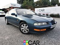 USED 2000 HONDA PRELUDE 2.1 IMPORT 2d