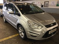 USED 2012 12 FORD S-MAX 1.6 TITANIUM TDCI S/S 5d 115 BHP CALL OUR SUPER FRIENDLY TEAM FOR MORE INFO 02382 025 888