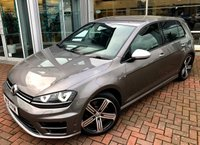 USED 2016 16 VOLKSWAGEN GOLF 2.0 R 5d 298 BHP