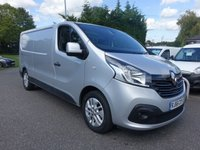 USED 2016 66 RENAULT TRAFIC LL29 LWB SPORT 1.6 DCI 125 BHP Direct From Leasing Company With Only 17000 Miles, Extras Include Air Con, Alloys, Sat Nav And Much More First Class Example!