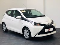 USED 2018 18 TOYOTA AYGO 1.0 VVT-I X-PLAY 5d 69 BHP ONLY 3000 MILES FROM NEW!!! = FINANCE AND PART EX AVAILABLE