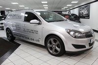 USED 2007 57 VAUXHALL ASTRA 1.7 CDTI SPORTIVE 100 BHP NOT WANTED FOR A THING NO VAT!