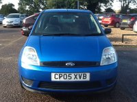 USED 2005 05 FORD FIESTA 1.2 STYLE 3d 74 BHP * 1 OWNER, ONLY 59000 MILES * 1 OWNER, ONLY 59000 MILES
