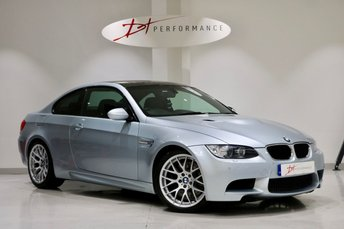 2011 BMW M3 4.0 M3 2d 415 BHP SUPER RARE MANUAL COMPETITION PACK £24950.00