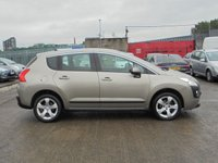 USED 2012 62 PEUGEOT 3008 1.6 ACTIVE HDI FAP 5d 112 BHP