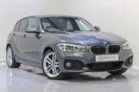 USED 2017 17 BMW 1 SERIES 2.0 120D M SPORT 5d AUTO 188 BHP