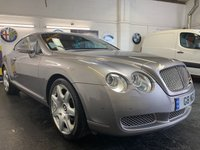 USED 2007 BENTLEY CONTINENTAL 6.0 GT 2d AUTO 550 BHP