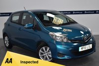USED 2011 61 TOYOTA YARIS 1.3 VVT-I TR 5d 100 BHP (ONE OWNER - ONLY 11,000 MILES)