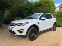 USED 2018 67 LAND ROVER DISCOVERY SPORT 2.0 TD4 HSE 5d 150 BHP