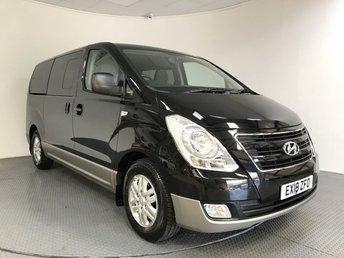 2018 HYUNDAI I800 2.5 CRDI SE NAV 5d AUTO 168 BHP £18800.00