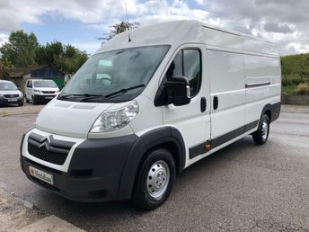 2013 CITROEN RELAY 2.2 35 HEAVY L4H2 HDI 130PS