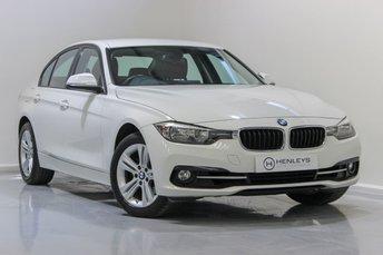 2016 BMW 3 SERIES 2.0 320I XDRIVE SPORT 4d AUTO 181 BHP £14990.00