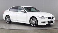 USED 2016 16 BMW 3 SERIES 2.0 320I M SPORT 4d AUTO 181 BHP