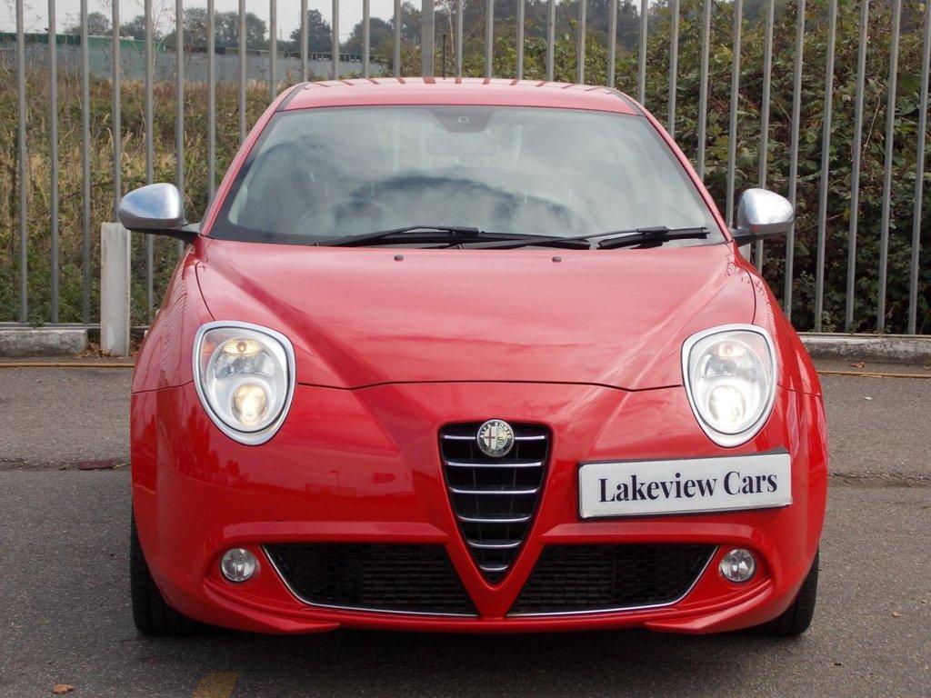USED 2009 09 ALFA ROMEO MITO 1.6 VELOCE JTDM 3d 120 BHP