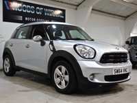 USED 2014 64 MINI COUNTRYMAN 1.6 ONE 5d 98 BHP