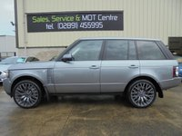 USED 2013 LAND ROVER RANGE ROVER 4.4 TDV8 WESTMINSTER 5d AUTO 313 BHP Lovely Executive 4x4, Finance Arranged, No Deposit Needed, Part Ex Welcomed