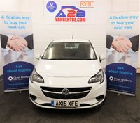 USED 2015 15 VAUXHALL CORSA 1.3 CDTI ECOFLEX Stop Start 95 BHP in White with Air Conditioning, Bluetooth, DAB Radio and more ** Drive Away Today** Over The Phone Low Rate Finance Available, Just Call us on 01709 866668 **