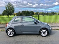 2015 FIAT 500 1.2 LOUNGE 3d 69 BHP £6295.00