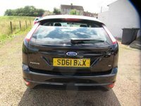 USED 2011 61 FORD FOCUS 1.6 SPORT 5d 99 BHP