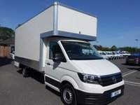 2019 VOLKSWAGEN CRAFTER CR35 TDI STARTLINE BUSINESS LWB DROPWELL LUTON 2.0 TDI 140 PS £34995.00