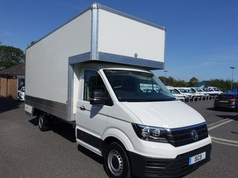 View our VOLKSWAGEN CRAFTER CR35 TDI