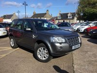 USED 2010 10 LAND ROVER FREELANDER 2.2 TD4 E XS 5d 159 BHP GREAT LOW MILEAGE EXAMPLE WITH FULL SERVICE HISTORY