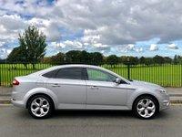 2012 FORD MONDEO 2.0 TITANIUM X TDCI 5d 161 BHP £6495.00