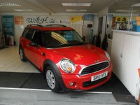 2010 MINI CLUBMAN 1.6 ONE 5d 98 BHP £4995.00