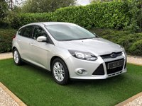 USED 2012 12 FORD FOCUS 1.6 TITANIUM TDCI 115 5d 114 BHP A Well Maintained Example in Fantastic Condition with a Great Specification to Include: Front and Rear Park Distance Control + Reverse Camera, Bluetooth Connectivity, DAB Radio, Digital Dual Zone Climate Control, 16 Inch Alloy Wheels, Leather Multi Function Steering Wheel, Cruise Control, Heated Electric Powerfold Mirrors,