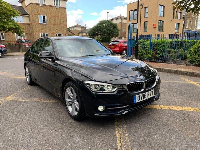 2016 16 BMW 3 SERIES 2.0 320I SPORT 4d AUTO 181 BHP