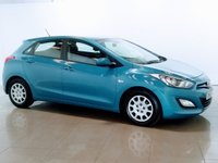 USED 2012 62 HYUNDAI I30 1.6 CLASSIC BLUE DRIVE CRDI 5d 109 BHP AIR CONDITIONING |