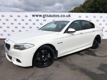 2010 BMW 535 3.0D M SPORT AUTO SAT NAV 300BHP £11980.00